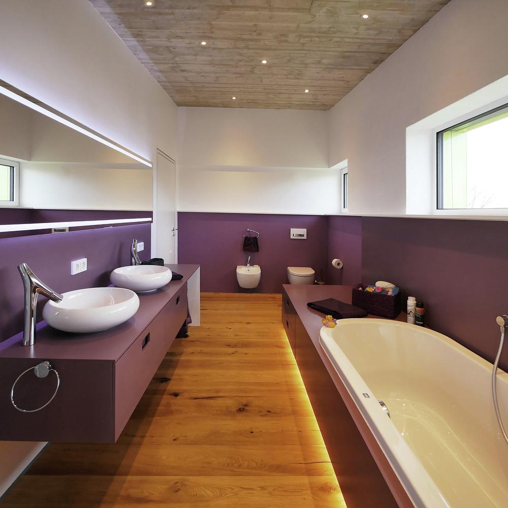 Wilhermsdorf Residence bathroom interior