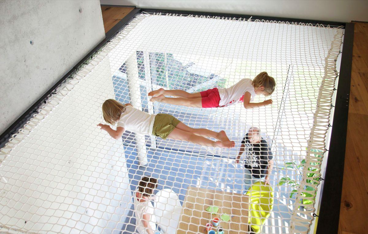 Wilhermsdorf Residence hammock floor playground