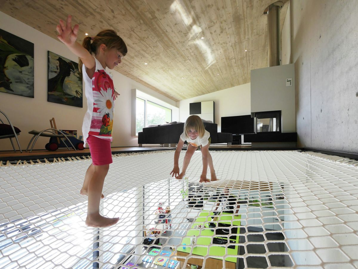 Wilhermsdorf Residence hammosk floor