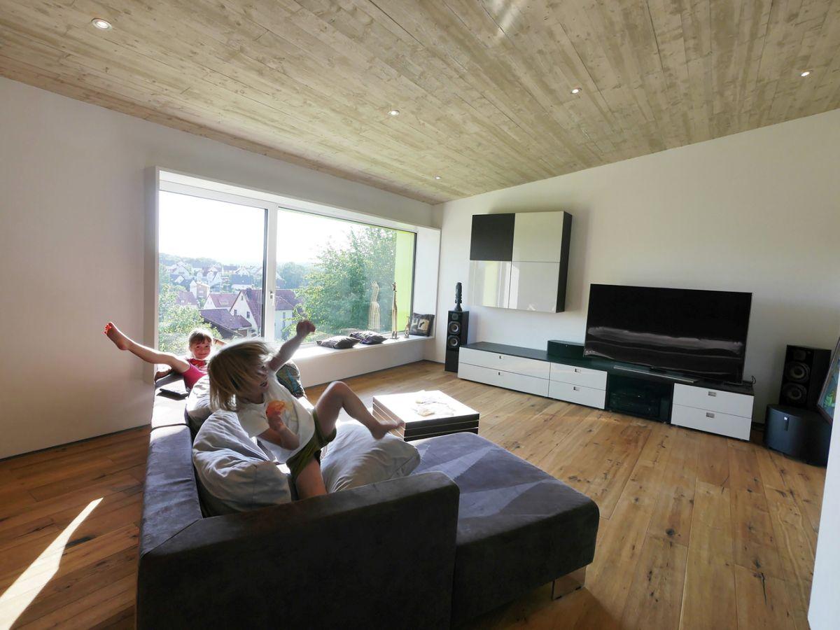 Wilhermsdorf Residence living room decor