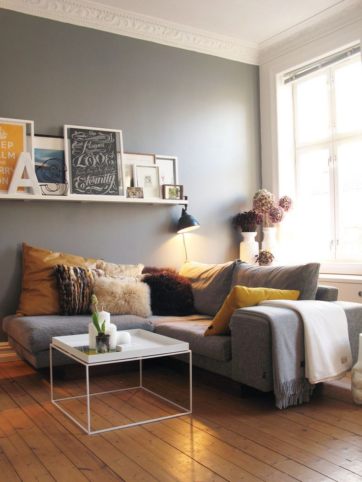 grey pairs perfectly with almost every other color or color palette