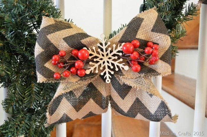 Christmas Rustic Wreath