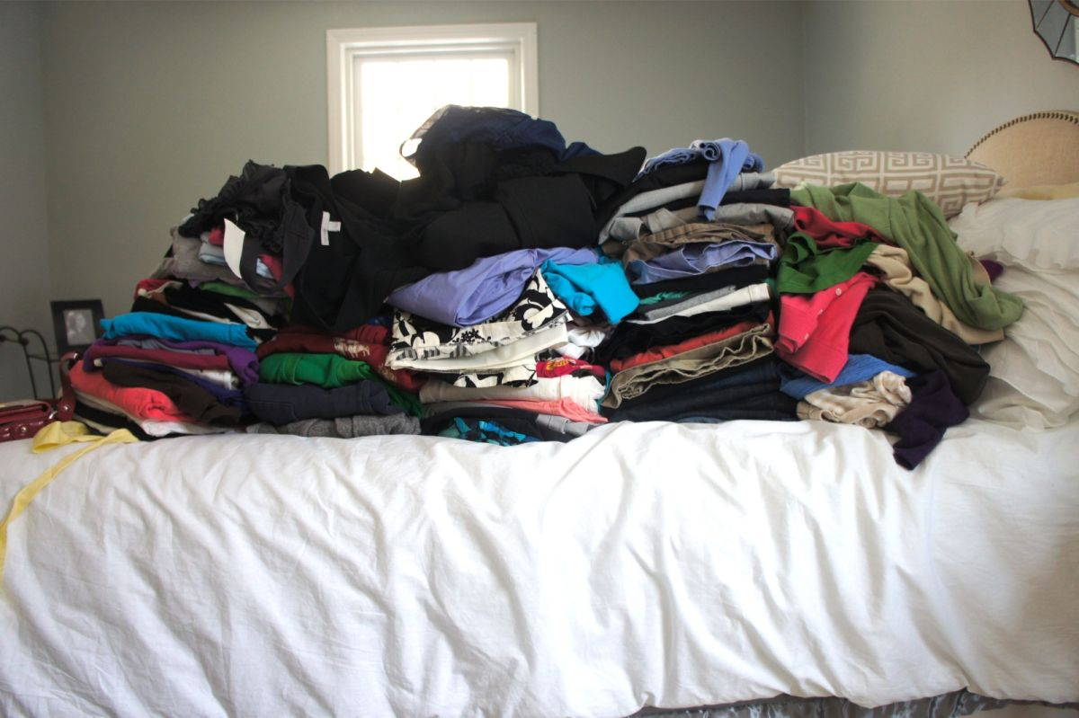 Clothing Purge