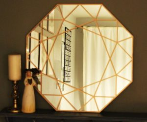 DIY Gem Mirror – A Gorgeous Statement Piece