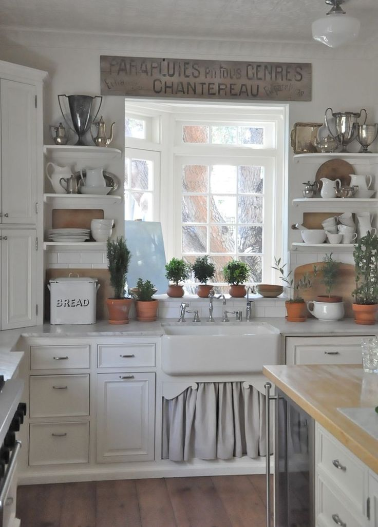 Farmhouse Sink Style