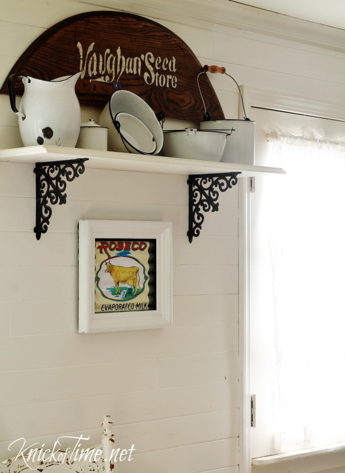 Farmhouse kitchen wall art