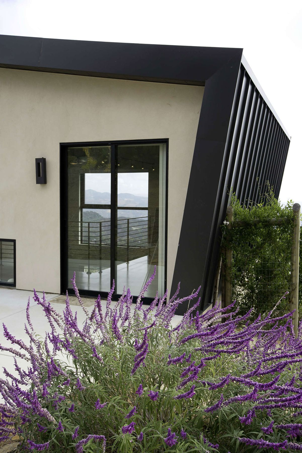 Fine Sips in Wine Country metal roof panels