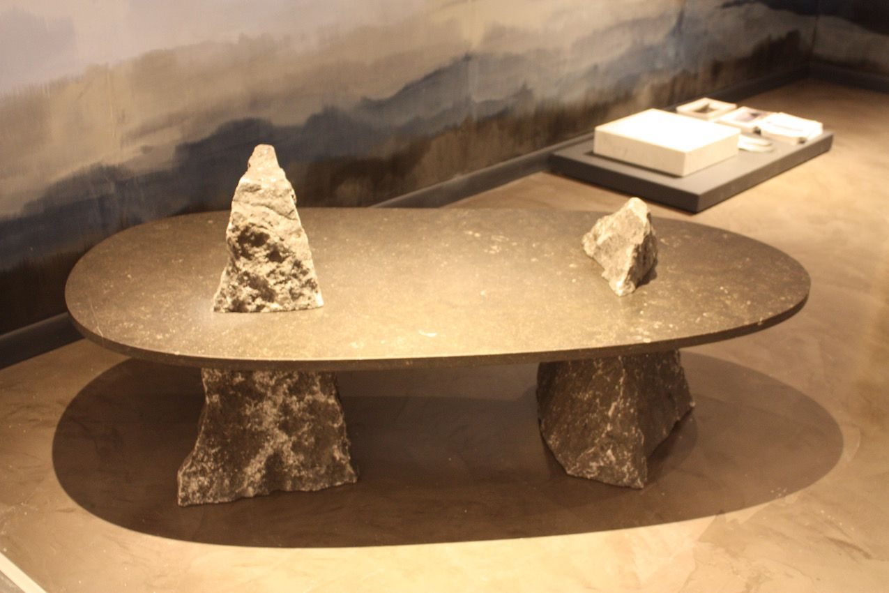 This table by Potts is similar to one featured in the New York Times Style Magazine.