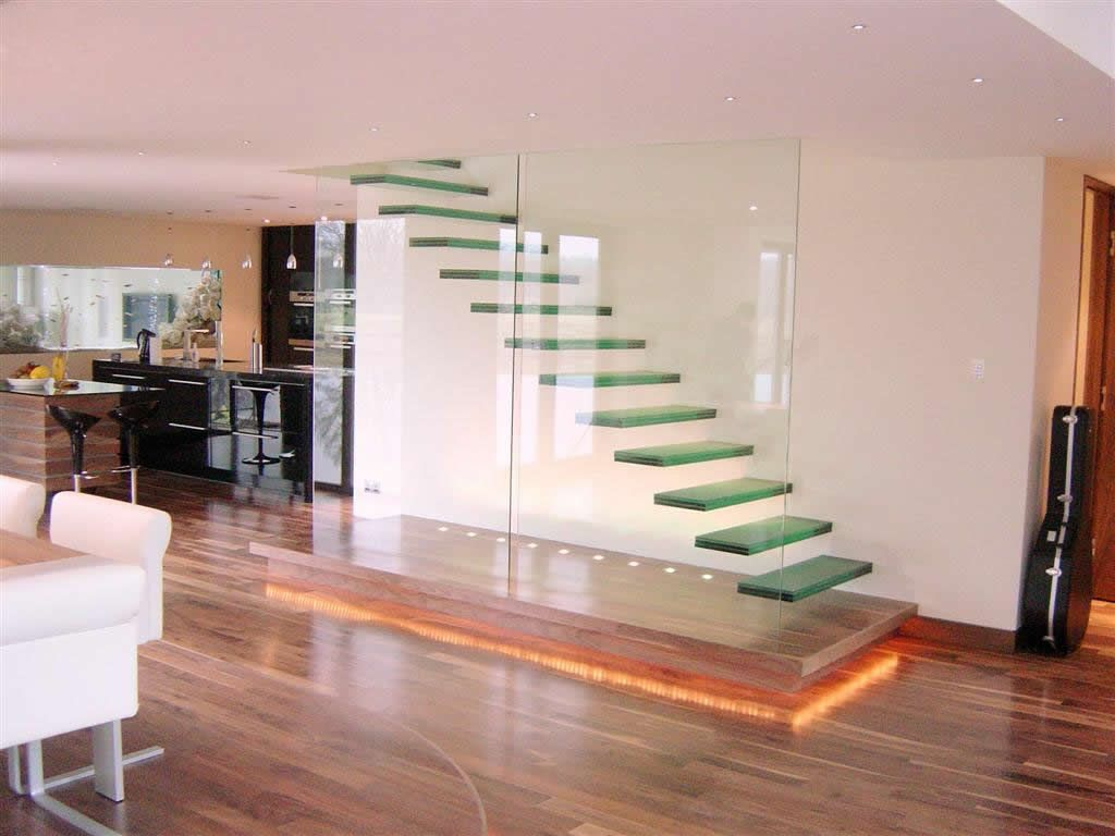 10 standout stair railings and why they work for Gradas de caracol