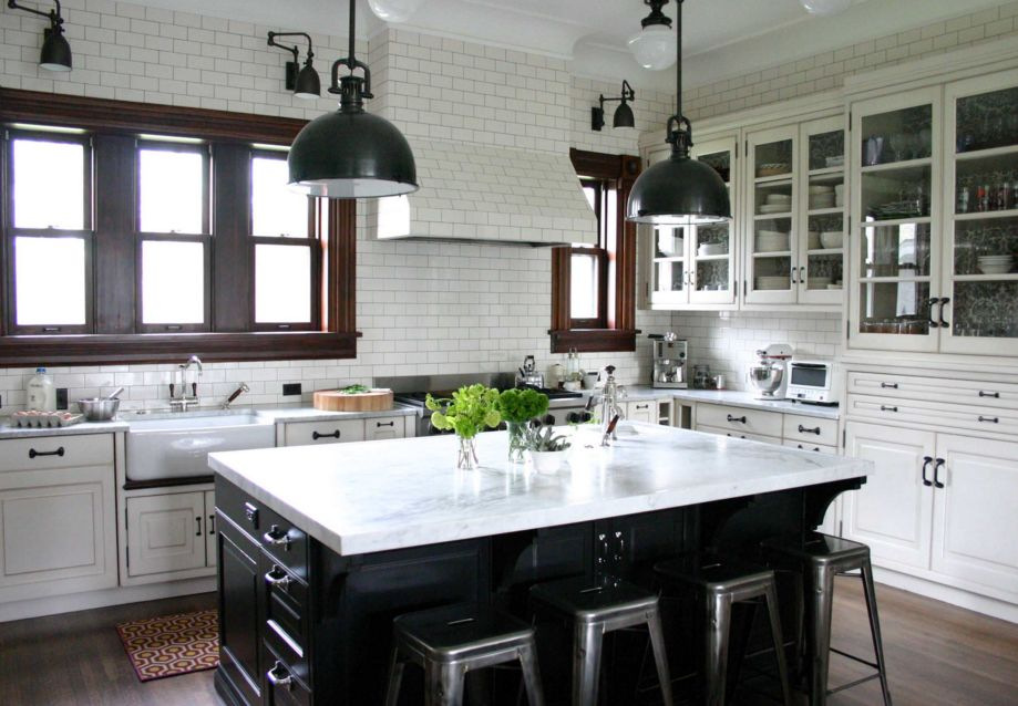 Interior Farm Style Kitchens 40 elements to utilize when creating a farmhouse kitchen large island for style