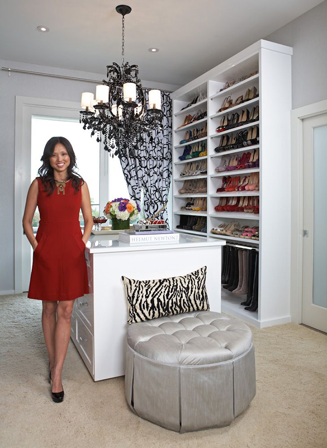 Lisa adams closet