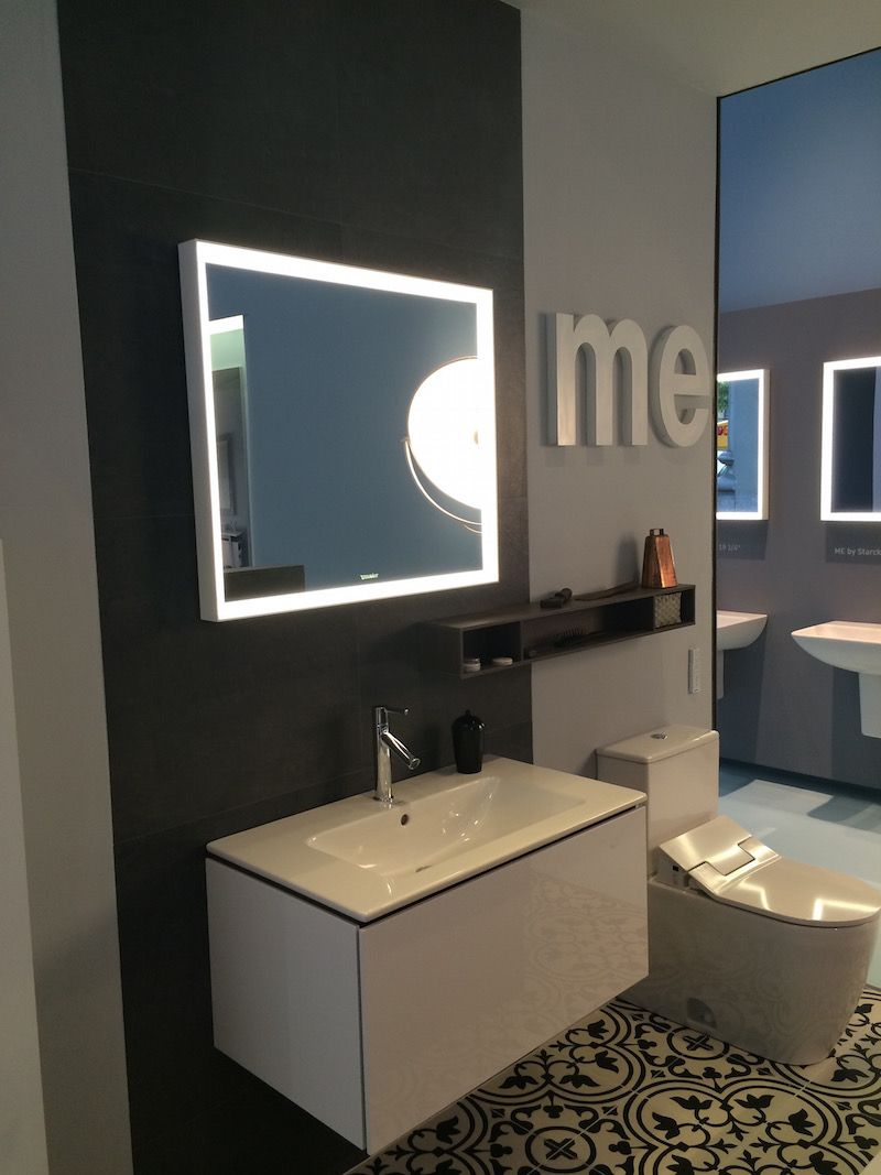 ME sink Setting from Philippe Starck
