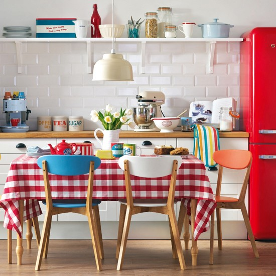 Retro Kitchens 20 elements to use when creating a retro kitchen