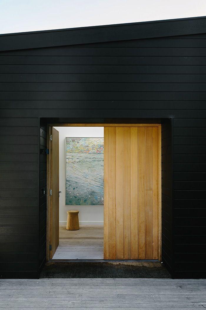 Scandinavian style exterior