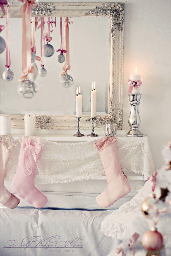 Stockings Pink