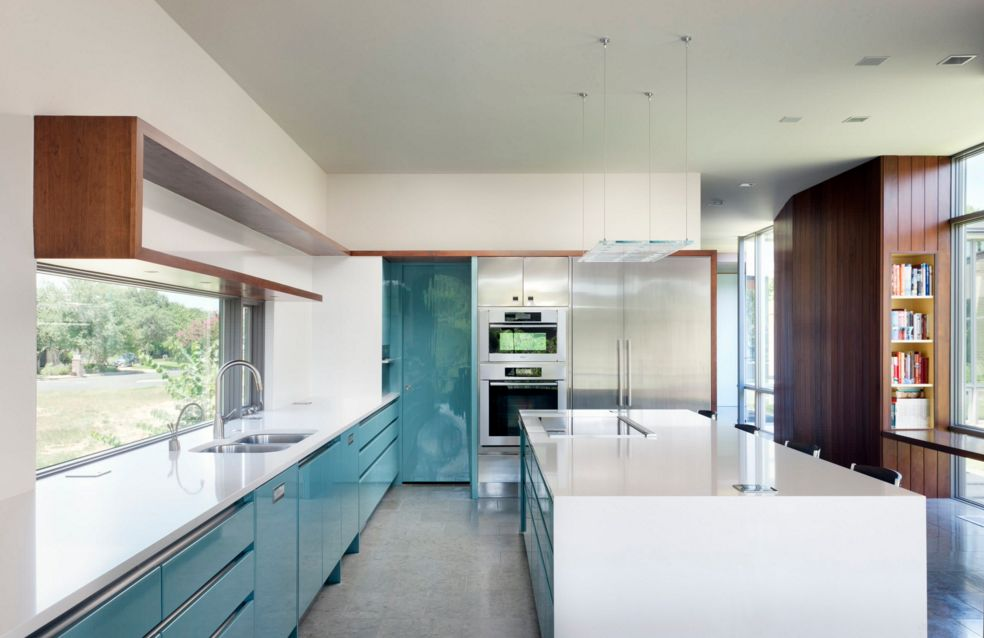 Awesome Color Schemes For A Modern Kitchen