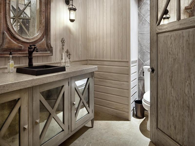 Country Bathroom Decor: How To Blend Modern And Country Styles Within Your Home's