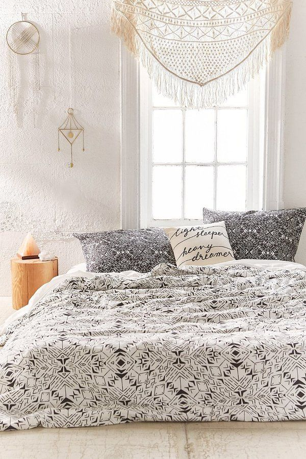 Add a bit of romance to the bedroom