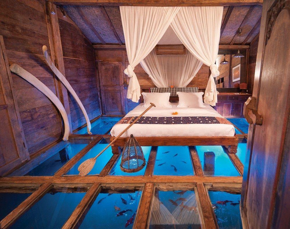 Bambu Indah Schlafzimmer