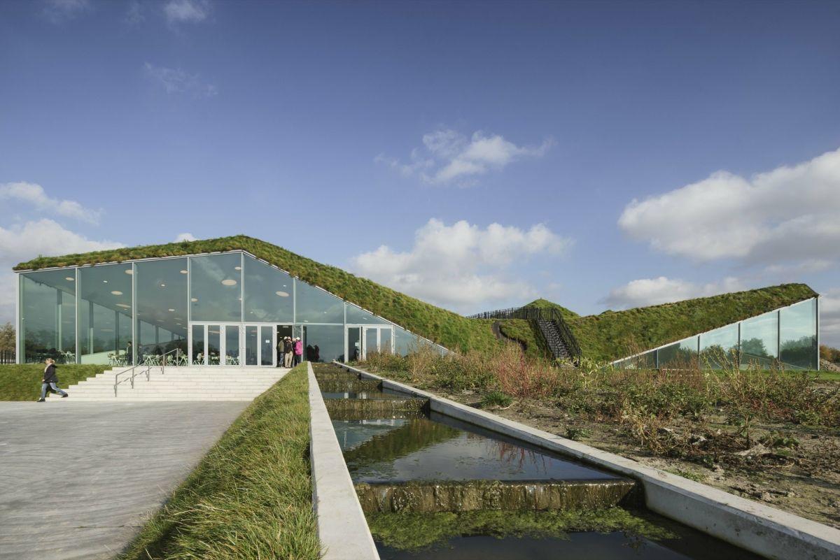 Biesbosch Museum Island from Studio Marco Vermeulen Front