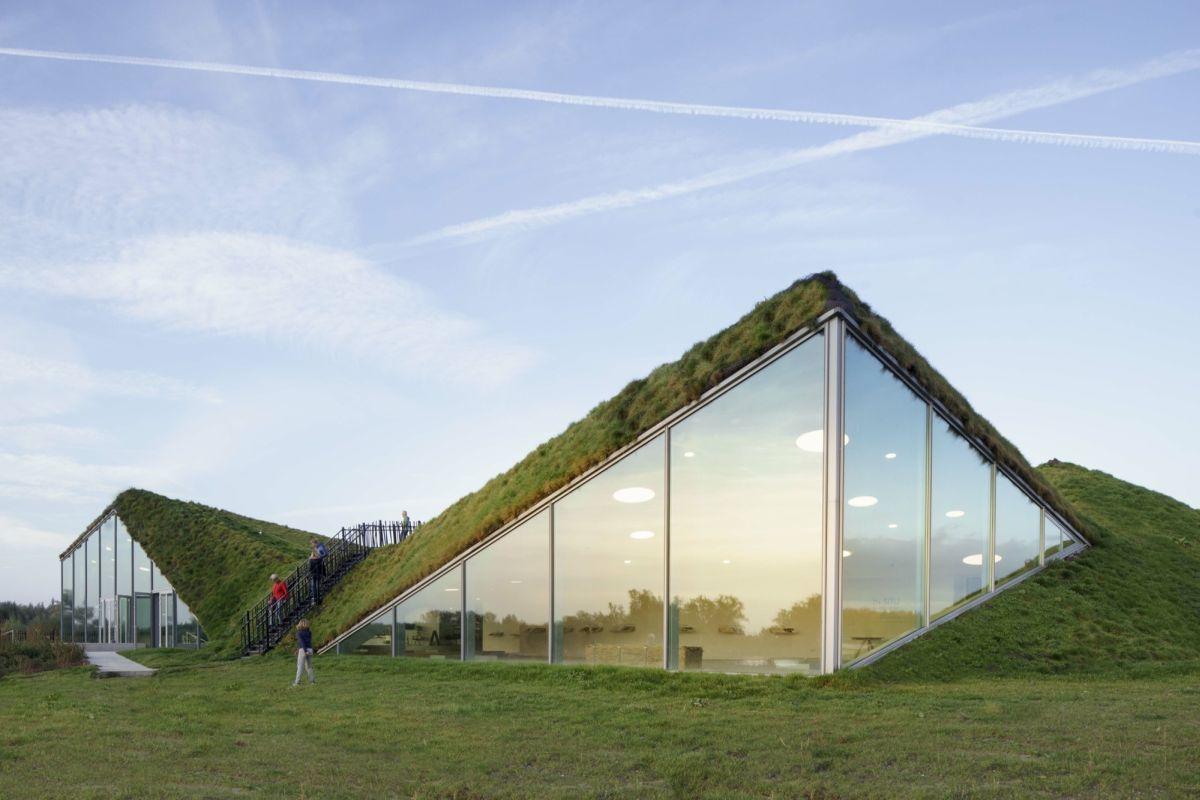 Biesbosch Museum Island from Studio Marco Vermeulen