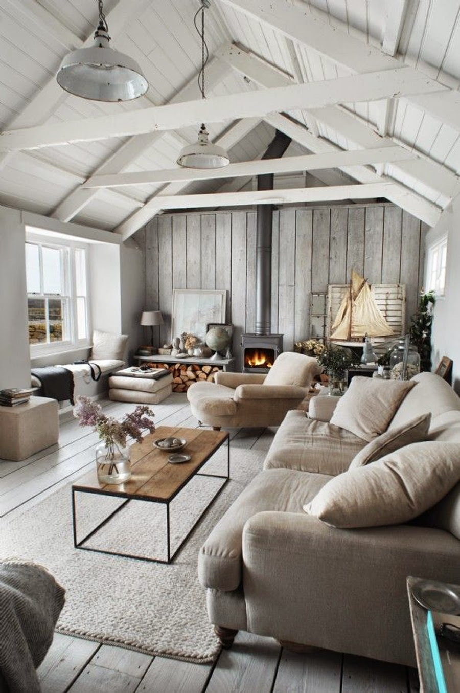 Charmant Expose Your Rusticity With Exposed Beams