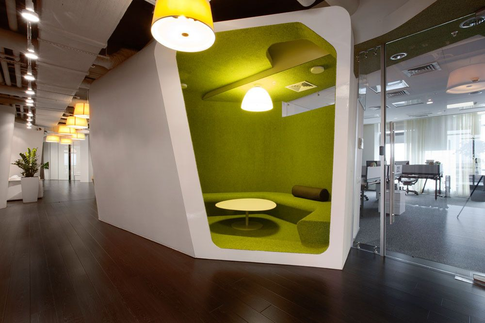 Box kazan Yandex meeting room
