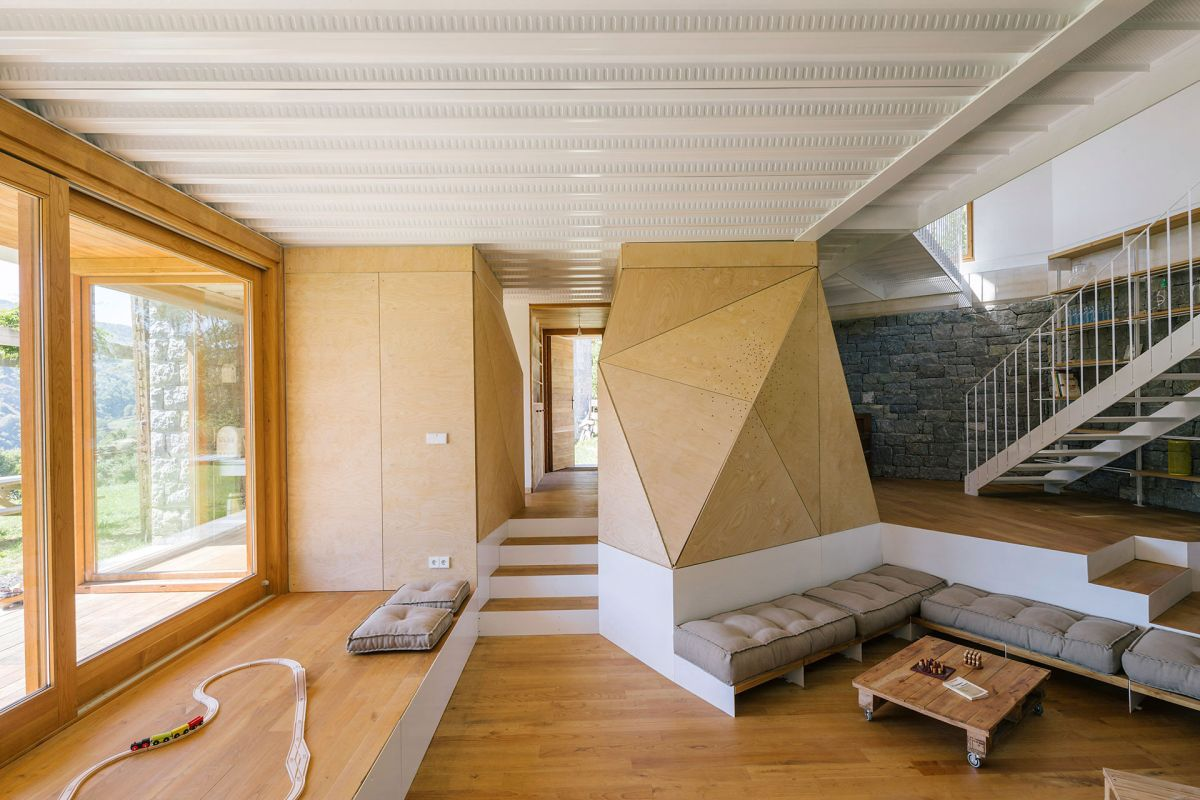 Casa TMOLO conversion diamond-shaped element
