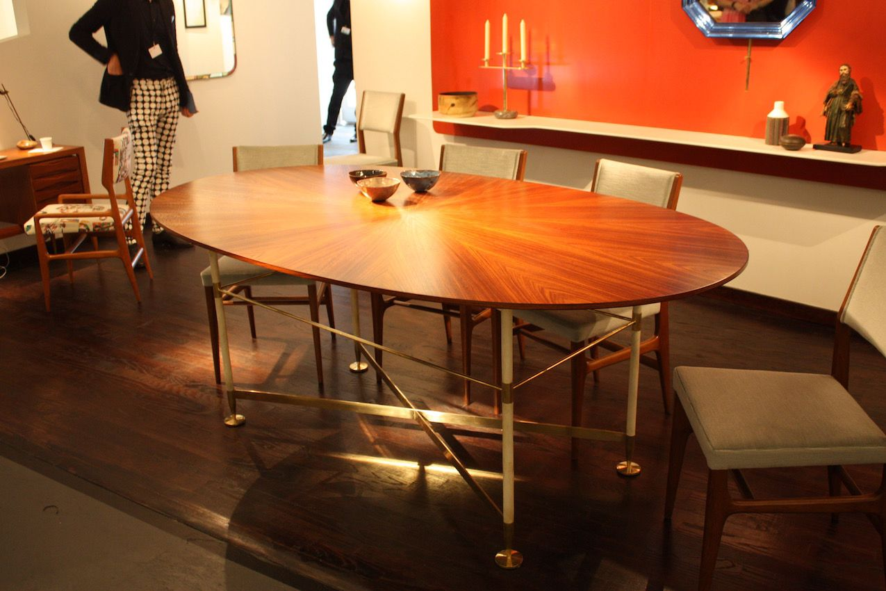 The Casati Gallery of Chicago has lots of lovely mid-century Italian pieces like this table.
