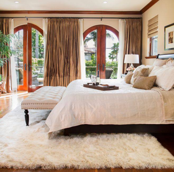 How To Make A Statement With Black And White Rugs Delectable Carpets For Bedroom Style Interior