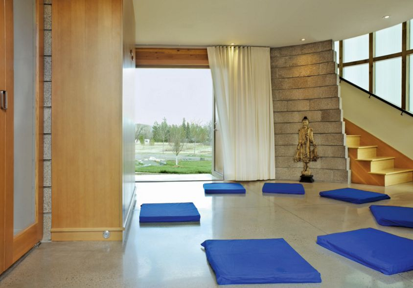 choose the perfect spot for meditation room - Meditation Room