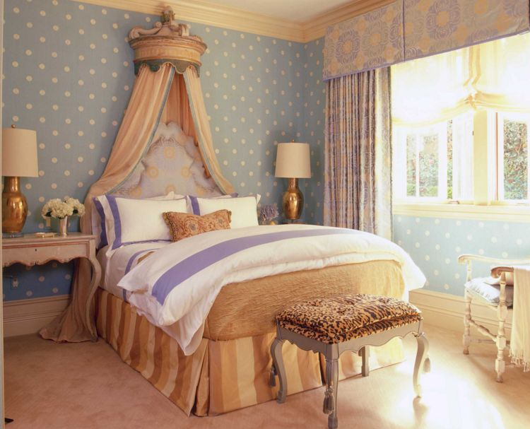 Cinderella Style Bedroom