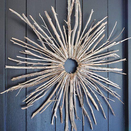 Creativity with twigs