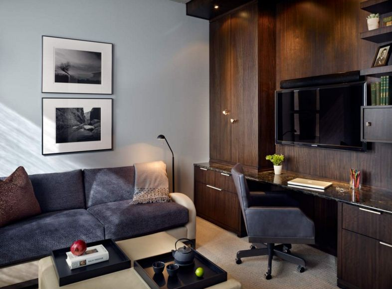 Custom office furniture