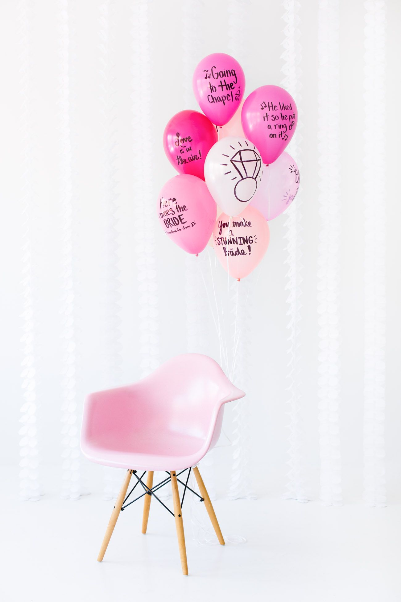DIY Balloon Wishes