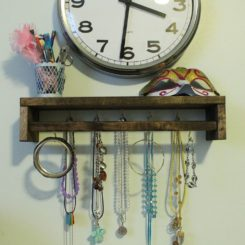 DIY Jewelry Holder out of Spice Rack – IKEA Hack