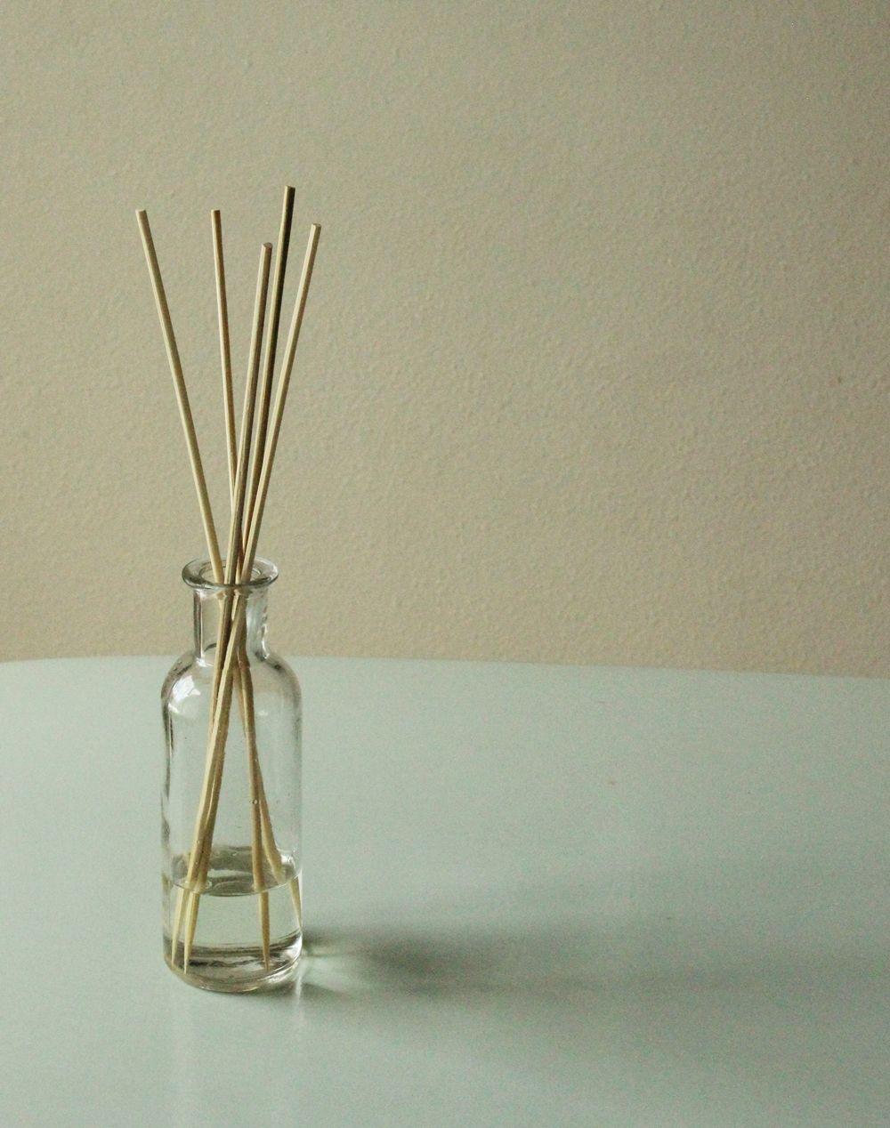 DIY Oil Reed Diffuser -simple