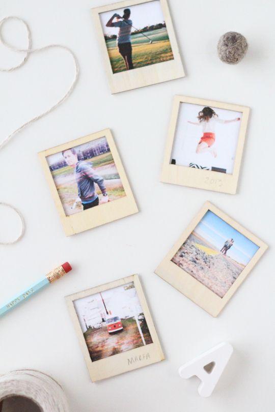 how to make your own polaroid photos
