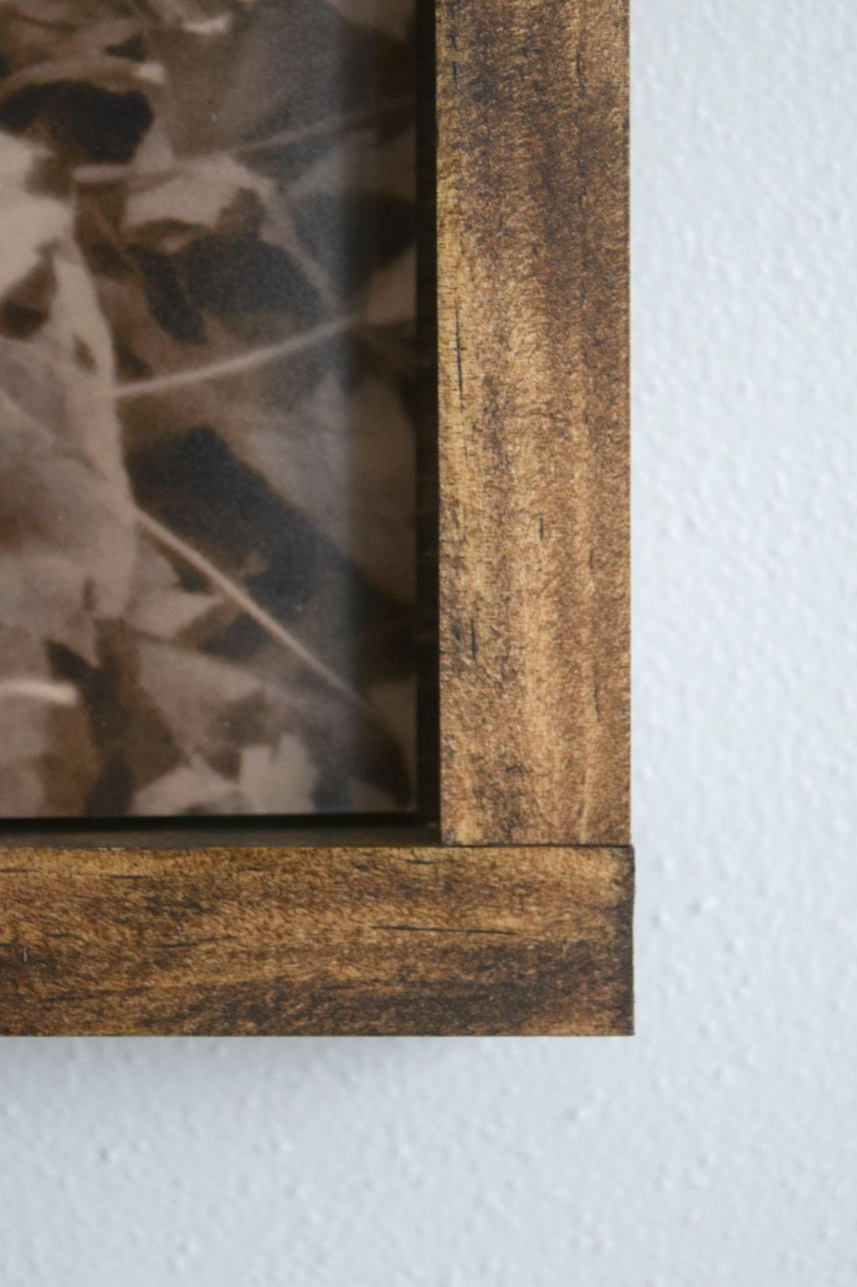 Details wood frame