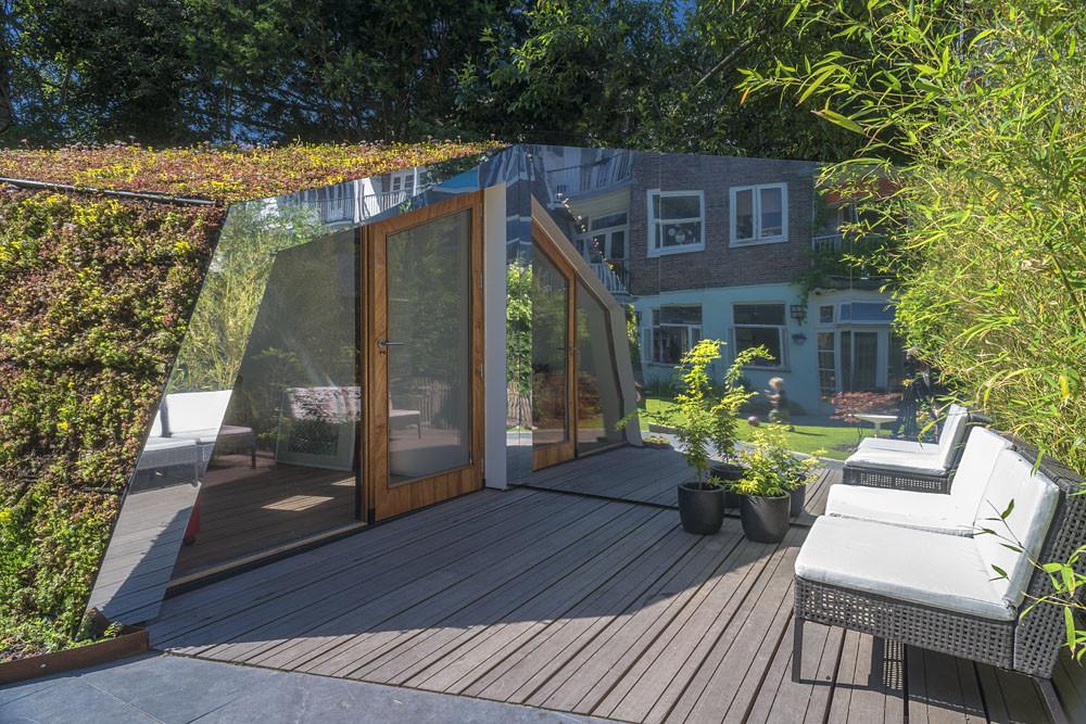Garden studio in Amsterdam Watergraafsmeer