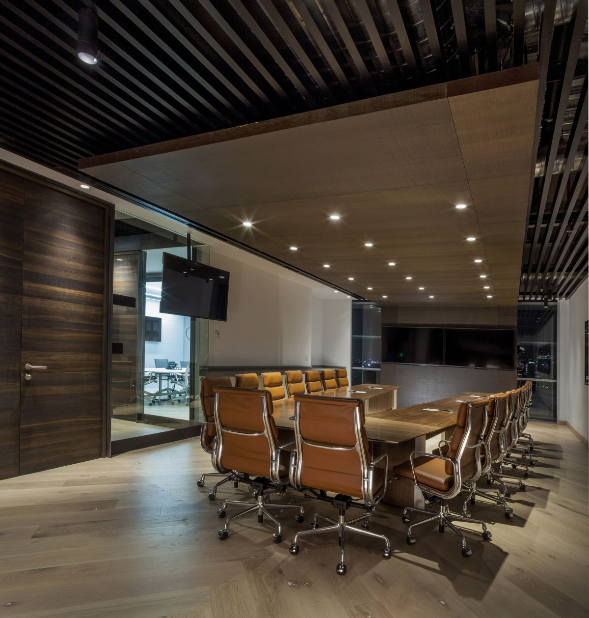Cisco Conference Room Design