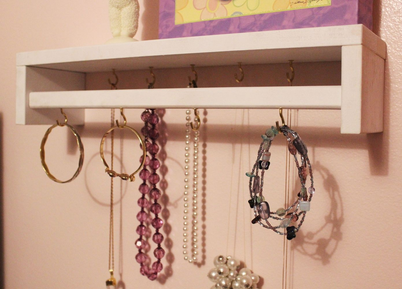 How to make a Jewelry Holder