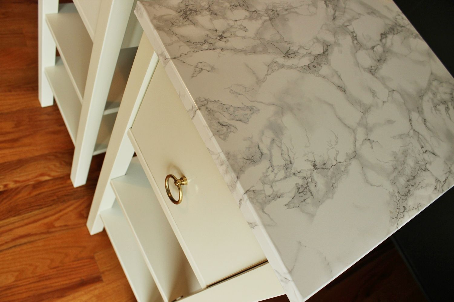 How to revamp a nightstand