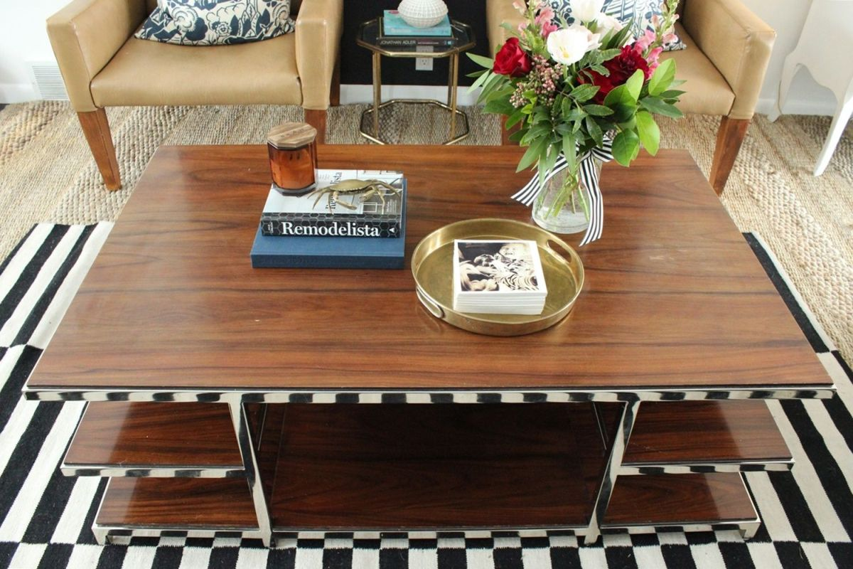 How to Style a FamilyFriendly Coffee Table
