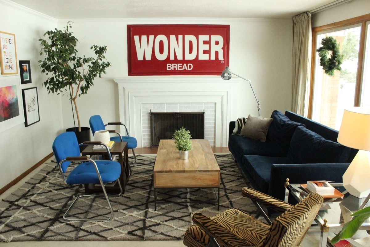 How to style a modern coffee table