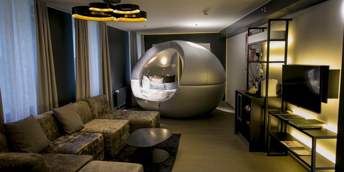 Klaus k Helsinki Bedroom