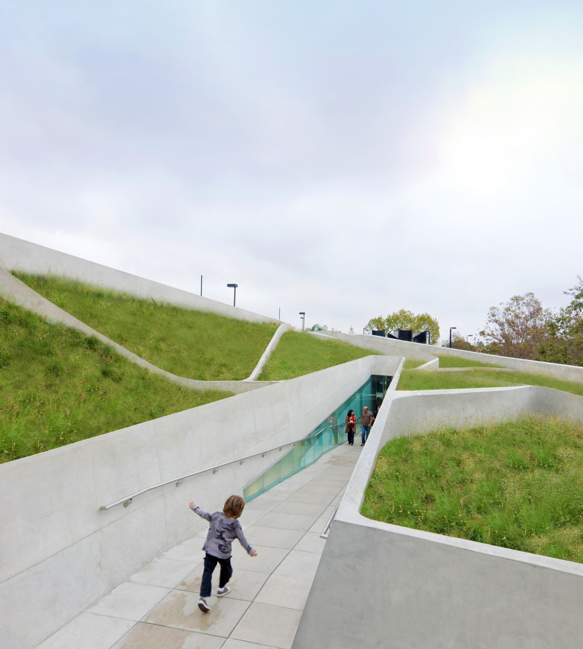 Los Angeles Museum of the Holocaust from Belzberg Architects