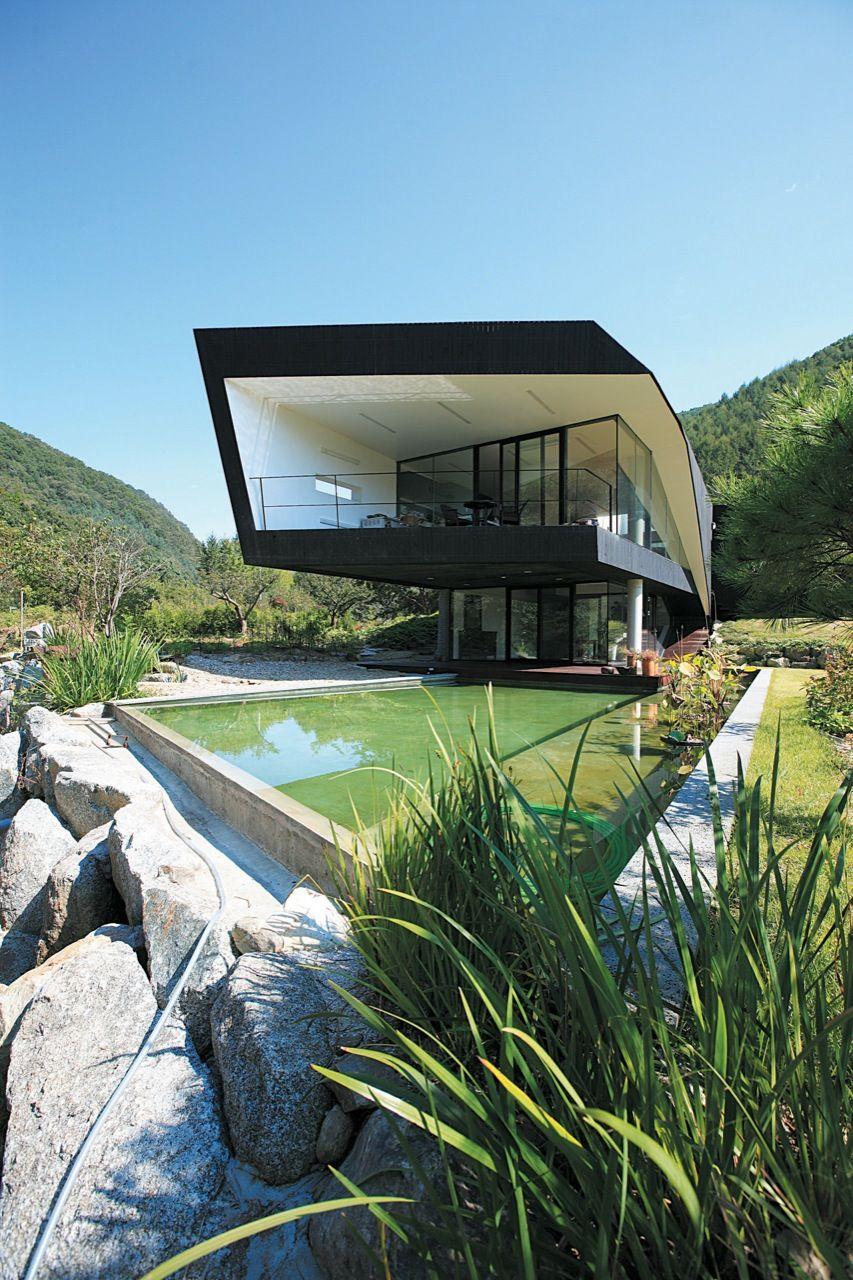 Modern Architecture Villa Topoject