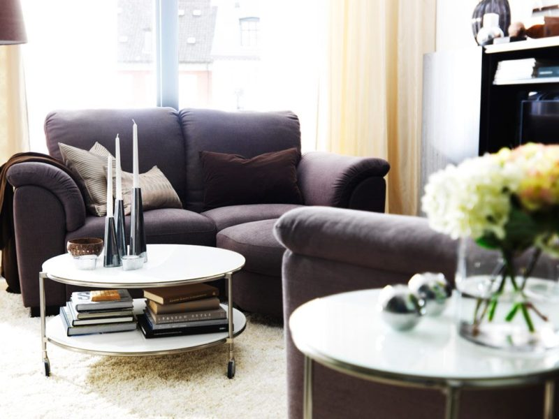Utilize What You've Got With These 20 Small Living Room Decorating Ideas!