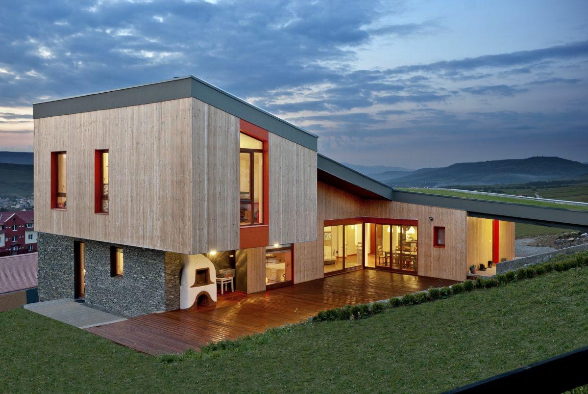Odorheiul Secuiesc Hajdo House Architecture